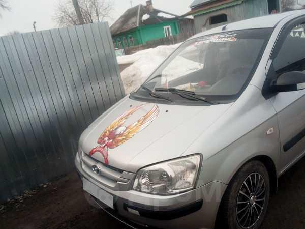 Hyundai Getz, 2002 год, 180 000 руб.
