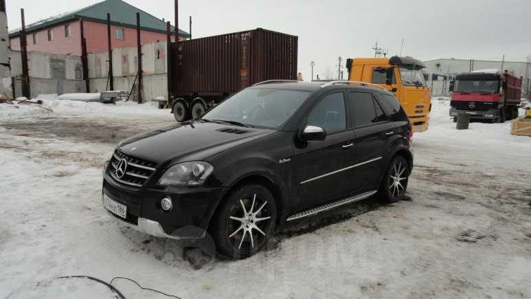 Mercedes-Benz M-Class, 2010 год, 1 690 000 руб.