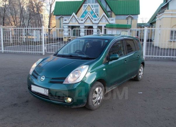 Nissan Note, 2005 год, 249 000 руб.