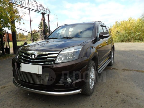 Great Wall Hover H3, 2013 год, 675 000 руб.