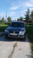 Volkswagen Touareg, 2004 год, 650 000 руб.