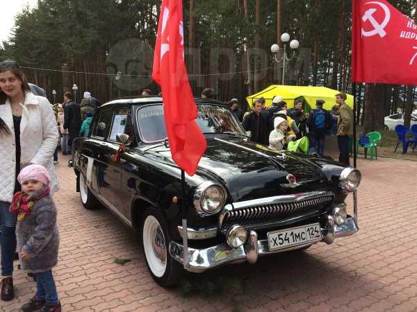 ГАЗ 21 Волга, 1960 год, 530 000 руб.