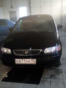 Honda Odyssey, 1998 г., Омск