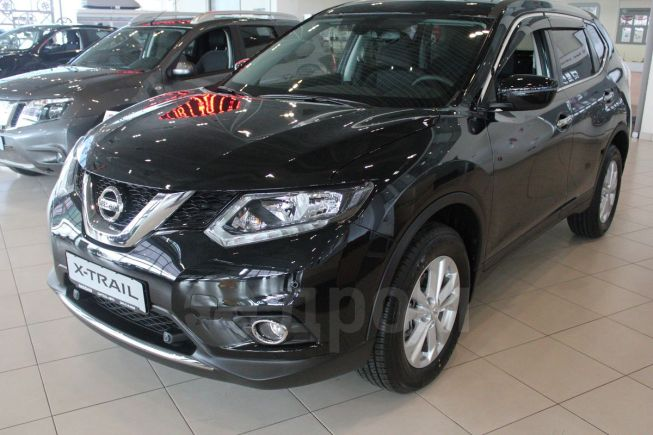 Nissan X-Trail, 2018 год, 1 615 000 руб.