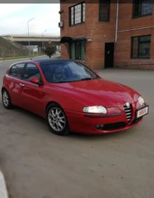 Alfa Romeo 147, 2002 г., Красноярск