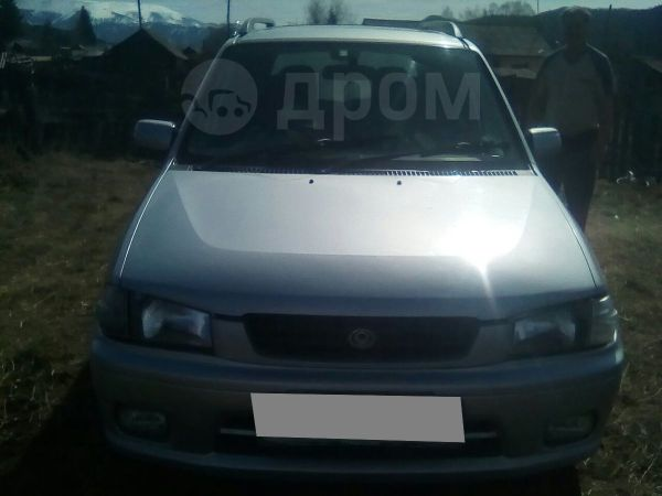 Mazda Demio, 1996 год, 127 000 руб.
