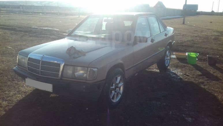 Mercedes-Benz 190, 1989 год, 87 000 руб.