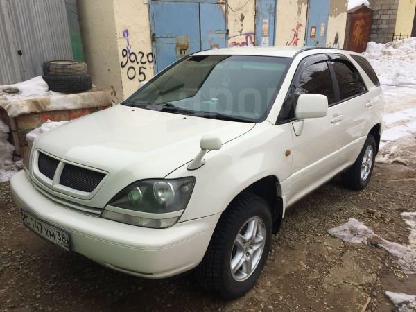 Toyota Harrier, 1998 год, 400 000 руб.