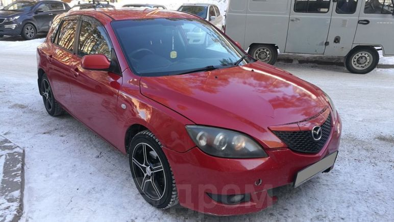 Mazda Axela, 2004 год, 300 000 руб.