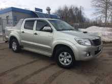 Казань Hilux Pick Up 2012