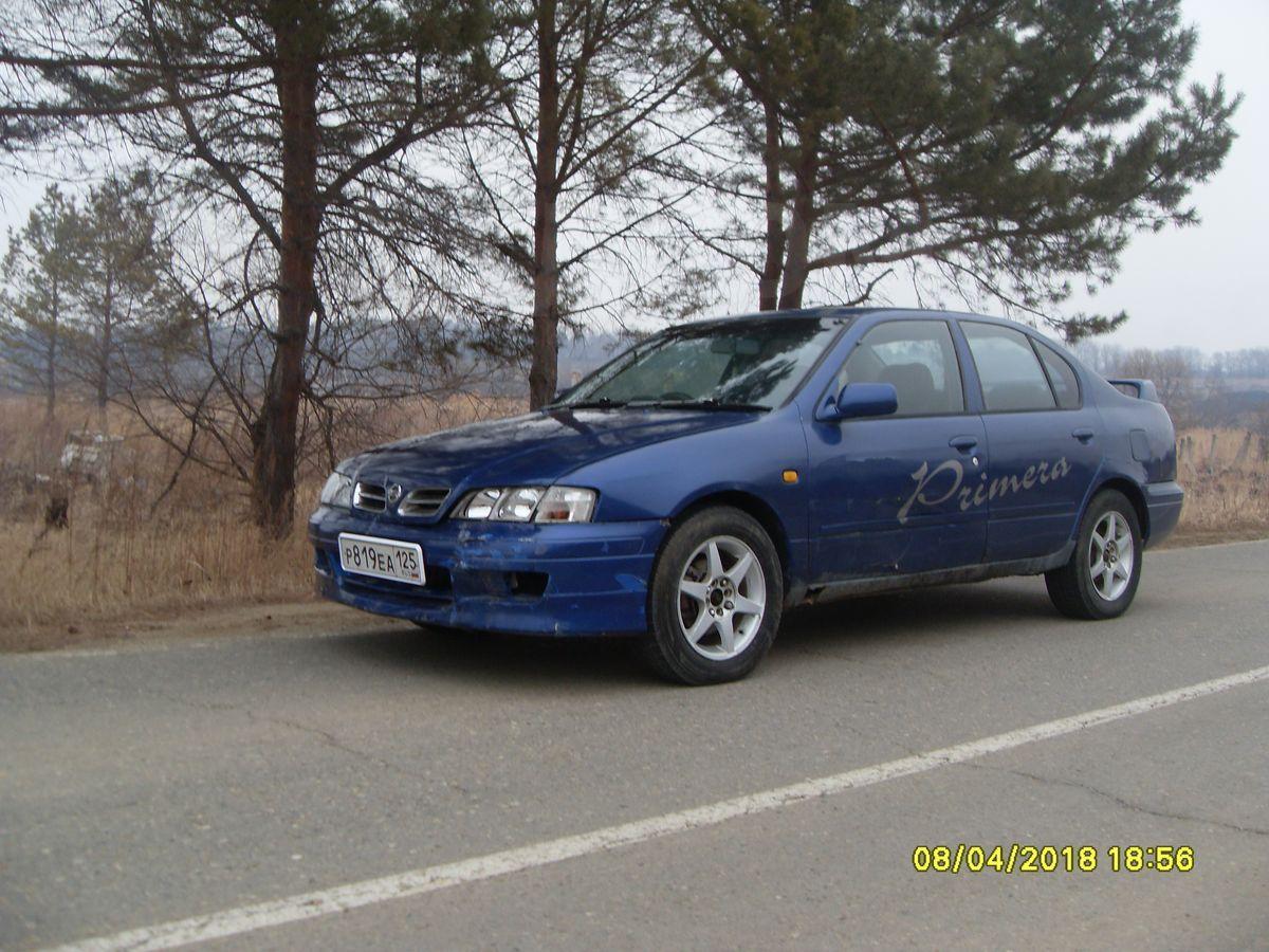 расчёт налога на авто nissan primera (p11)