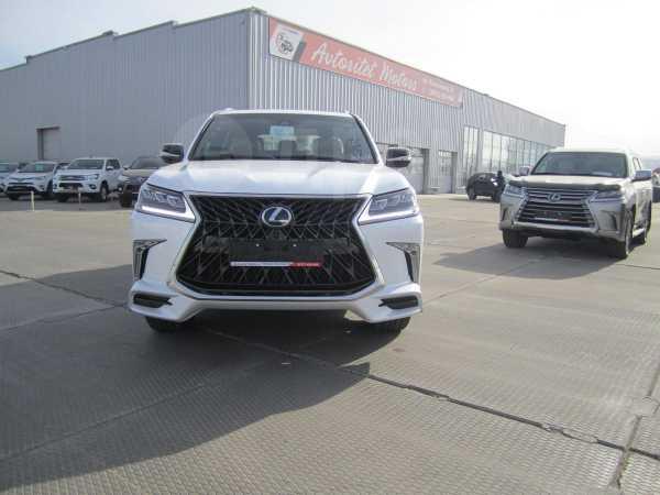 Lexus LX570, 2018 год, 7 553 000 руб.