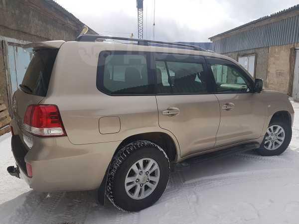 Toyota Land Cruiser, 2008 год, 2 000 050 руб.