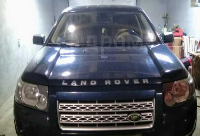 Land Rover Freelander, 2007 год, 599 000 руб.