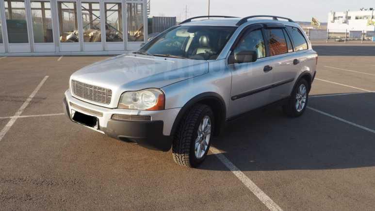 Volvo XC90, 2004 год, 410 000 руб.