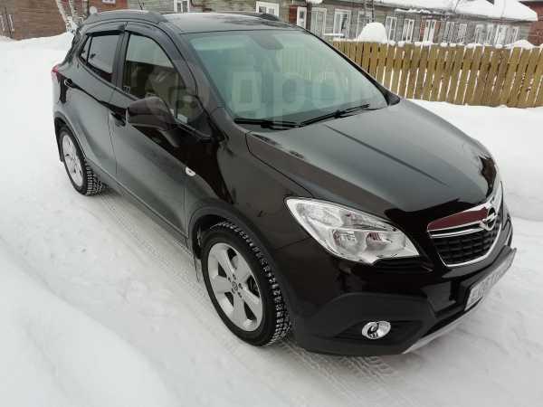 Opel Mokka, 2014 год, 725 000 руб.
