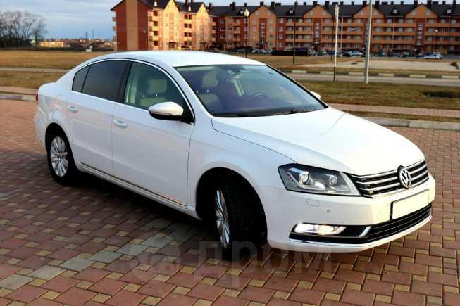 Volkswagen Passat, 2011 год, 815 000 руб.