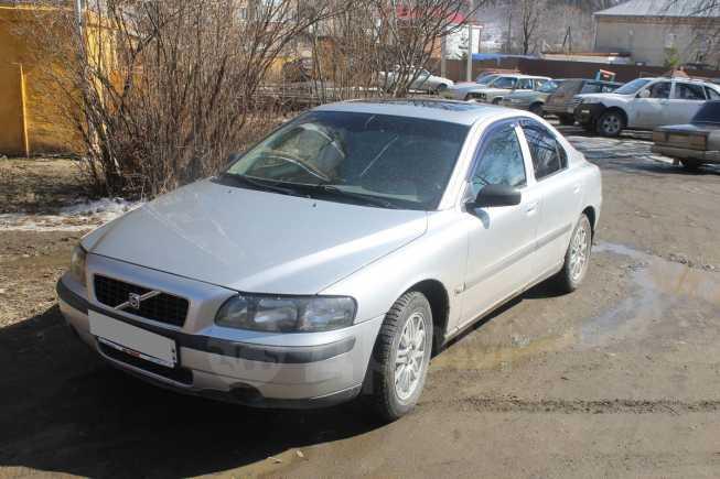 Volvo S60, 2003 год, 260 000 руб.