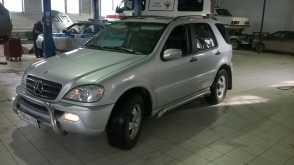 Красноярск M-Class 2001
