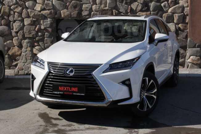 Lexus RX300, 2018 год, 3 398 000 руб.