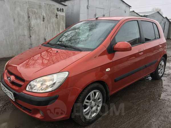 Hyundai Getz, 2007 год, 367 000 руб.