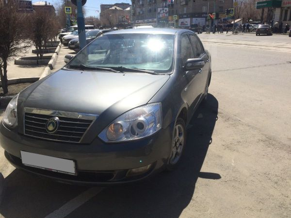 Geely Vision, 2008 год, 135 000 руб.