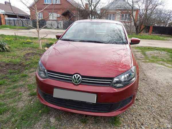 Volkswagen Polo, 2012 год, 463 000 руб.