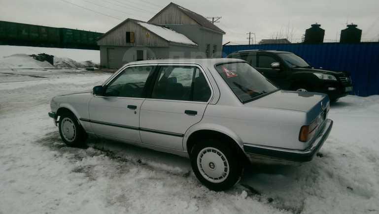 BMW 3-Series, 1985 год, 110 000 руб.