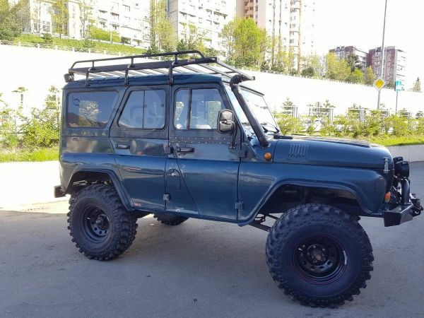 УАЗ Хантер, 2004 год, 450 000 руб.