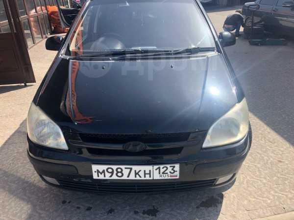 Hyundai Getz, 2004 год, 180 000 руб.