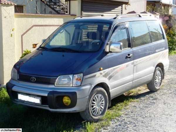 Toyota Lite Ace Noah, 1999 год, 430 000 руб.