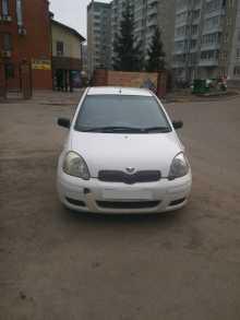 Красноярск Vitz 2002
