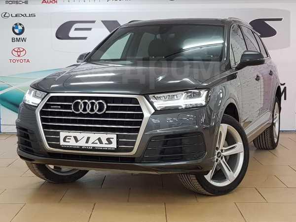 Audi Q7, 2018 год, 4 636 000 руб.
