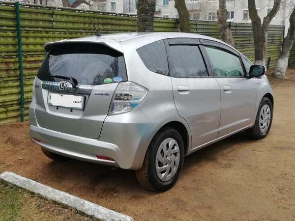 Honda Fit, 2012 год, 490 000 руб.