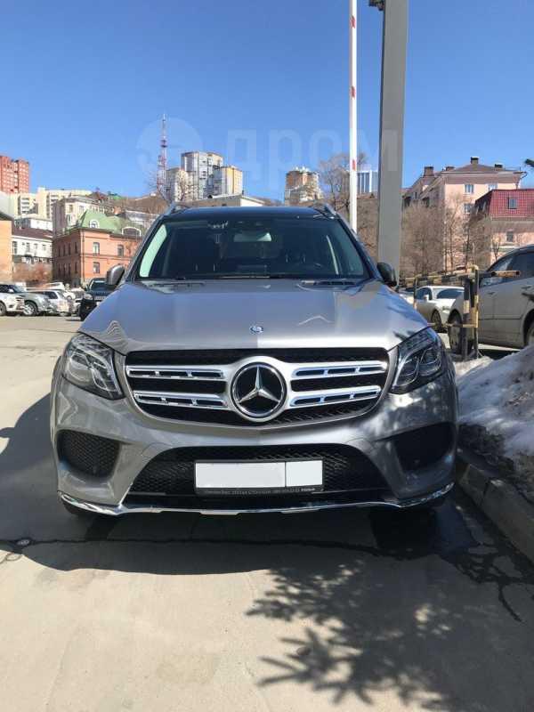 Mercedes-Benz GLS-Class, 2016 год, 4 745 000 руб.
