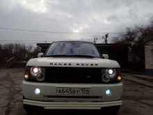 Новосибирск Range Rover 2003