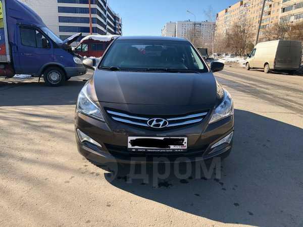 Hyundai Solaris, 2015 год, 580 000 руб.
