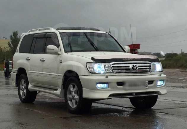 Toyota Land Cruiser, 1999 год, 950 000 руб.