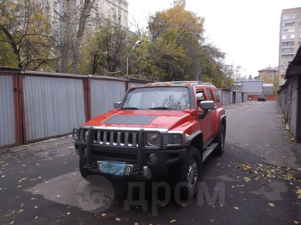 Hummer H3, 2009 год, 1 180 000 руб.