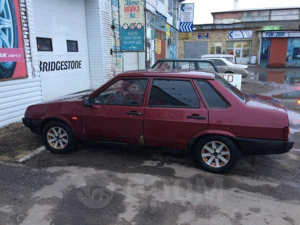 Лада 21099, 2004 год, 57 000 руб.