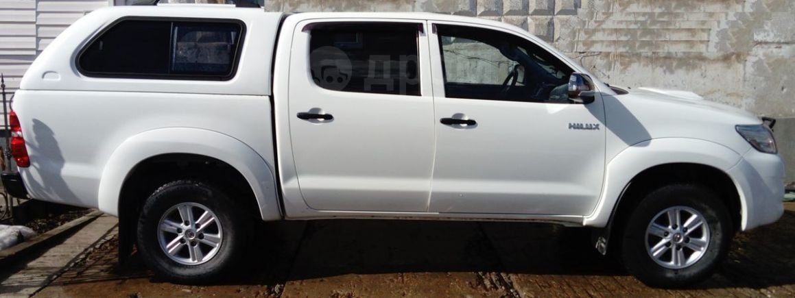 Toyota Hilux Pick Up, 2014 год, 1 470 000 руб.