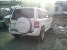 Mitsubishi Pajero IO, 2002 г., Красноярск
