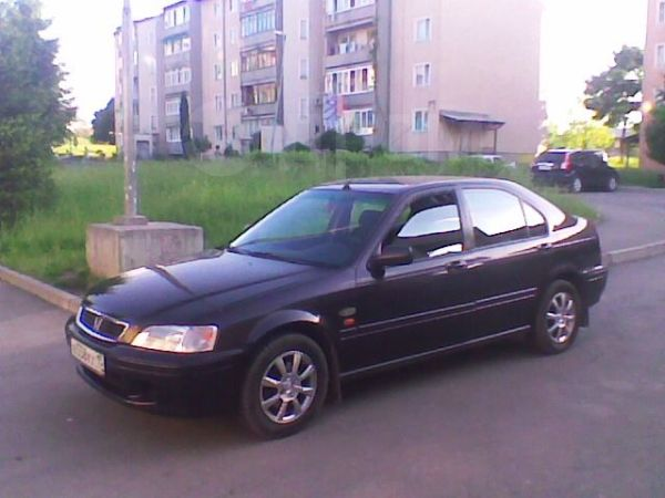 Honda Civic, 1997 год, 330 000 руб.