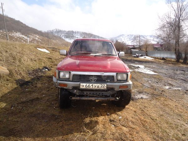 Toyota Hilux Surf, 1991 год, 120 000 руб.