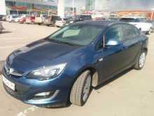 Opel Astra, 2012 г., Красноярск