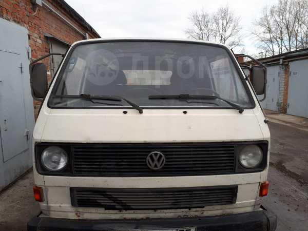 Volkswagen Transporter, 1988 год, 75 000 руб.