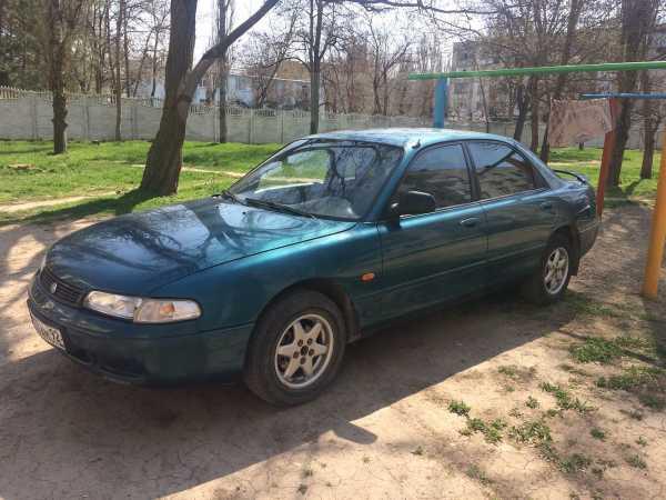 Mazda 626, 1993 год, 140 000 руб.