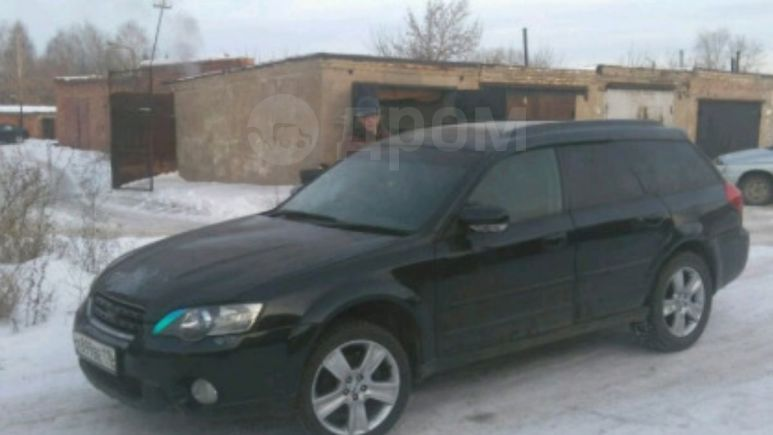 Subaru Outback, 2004 год, 550 000 руб.