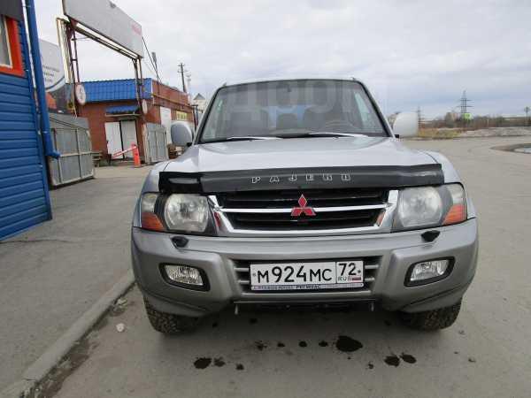 Mitsubishi Pajero, 2002 год, 630 000 руб.