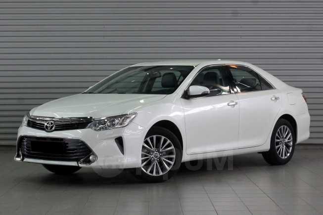 Toyota Camry, 2017 год, 1 230 000 руб.